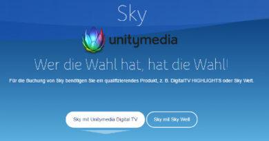 Unitymedia Sky