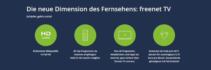 Freenet TV die neue Dimension des TV