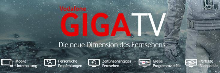 Vodafone GigaTV