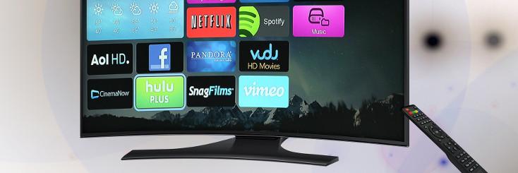 Smart TV Menü