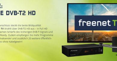 Freenet TV - Das neue DVB-T2 HD