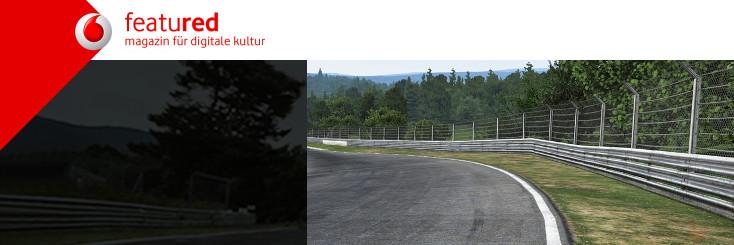featuRED Vodafone Nürburgring
