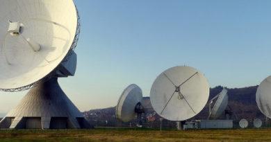Radarschüssel