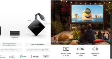 Amazon Fire TV 4K Ultra HD