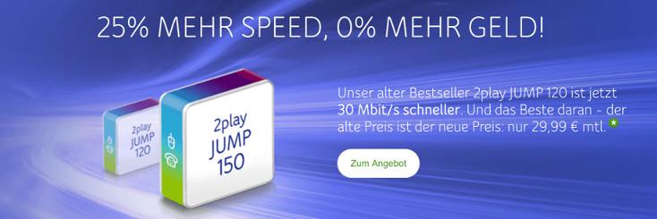 25% mehr Speed, 0% mehr Geld