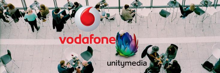 Übernahme Vodafone Unitymedia