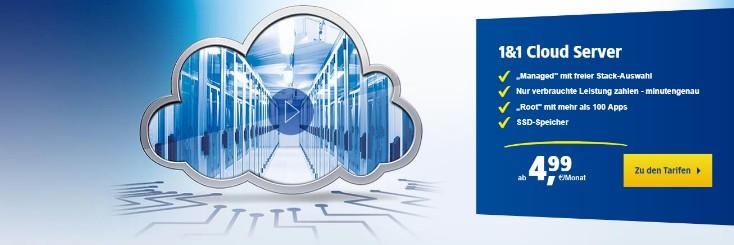 1&1 Cloud Server