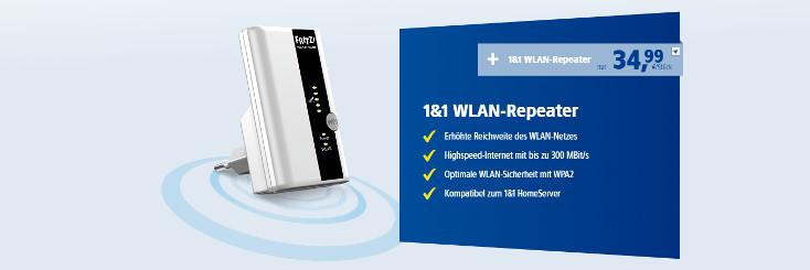 1&1 Fritz Wlan Repeater