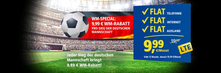 1&1 WM Spezial