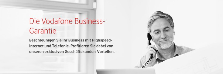 Vodafone Business Garantie