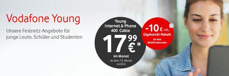 33db10367db775 Toppreis Angebot für alle unter 28 - Vodafone offeriert ...