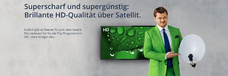 Freenet TV Satelit HD