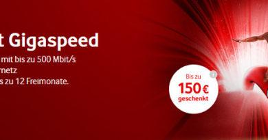 Vodafone Kabel Juni 18