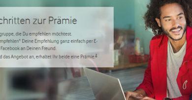 Vodafone Freundschaftsprogramm