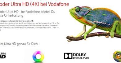 Vodafone Ultra HD