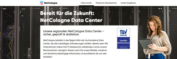 NetCologne DataCenter