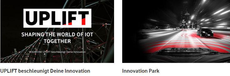 Vodafone Innovation