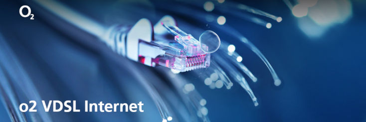 o2 VDSL Internet