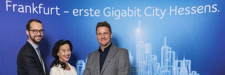 Unitymedia Frankfurt Gigabit
