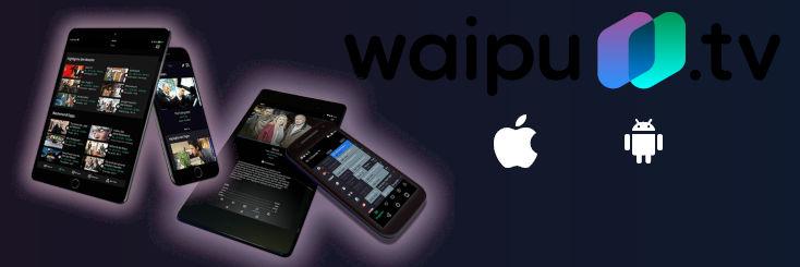 Waipu TV Mobile