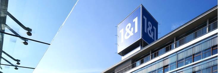 1und1 Firmensitz Logo