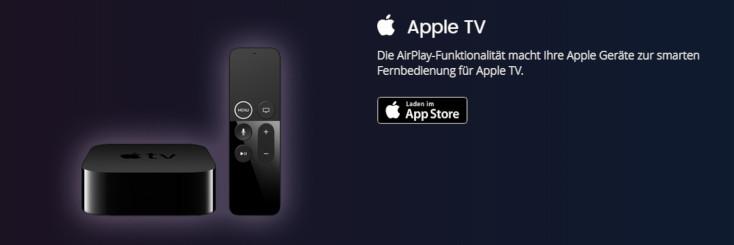 Waipu TV Apple TV
