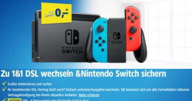 1und1 Nintendo Switch