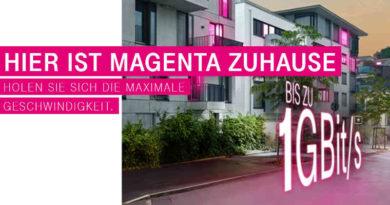 Telekom Magenta 1GBit/s
