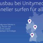 Unitymedia Netzausbau