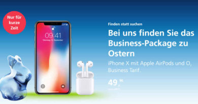 o2 Business Oster-Package