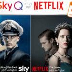 Sky Q - Netflix