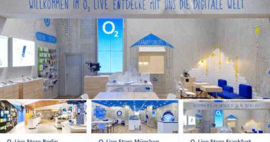 O2 Live Shops