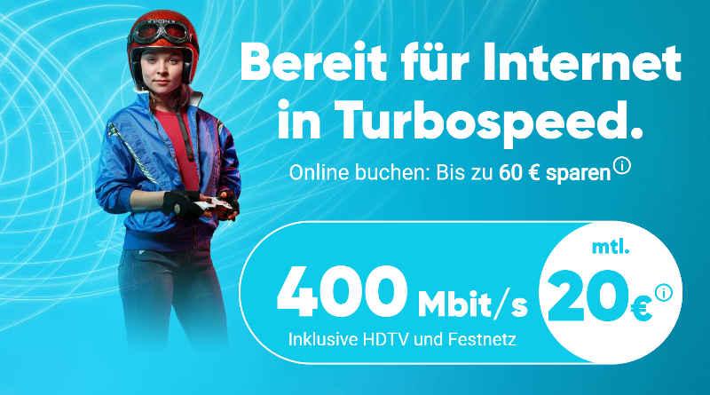 PYUR 400 Mbit