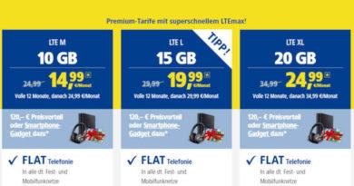 All-Net-Flat-LTE Max