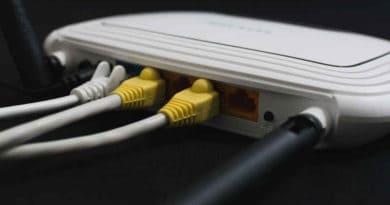 WLAN Router