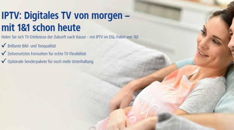 1&1 IPTV