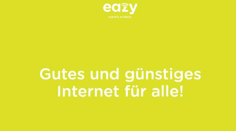 eazy Internet für alle