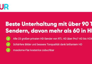 Mehr Kunden durch HDTV – PŸUR gleicht TV Angebot an