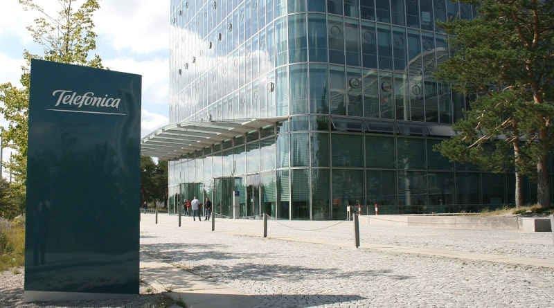 Telefonica Zentrale München