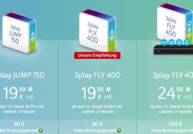Der Preissturz – Unitymedia passt Kosten auf Vodafone Niveau an