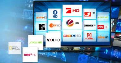 1&1 HD TV