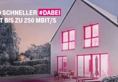 250 Mbit/s gratis – Telekom verschenkt High-Speed-Leitungen an Bestandskunden
