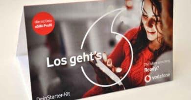 Die eSIM kommt – Vodafone als Vorreiter für eine neue Mobilfunkwelt