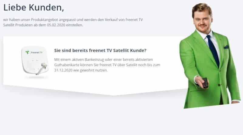 Kein Erfolg via Satellit – freenet HDTV und der Abgesang einer Idee