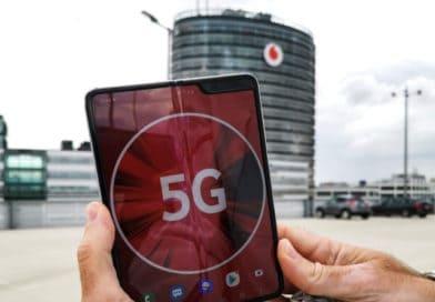Vodafone erweitert seine 5G-Palette