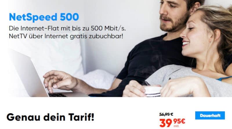 NetCologne NetSpeed500