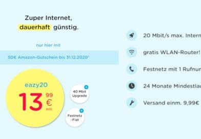 Eazy Amazon 50 Euro