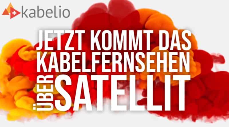 Kabel Deutschland Satellit