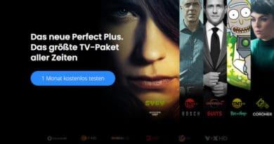 waipu TV Perfect Plus